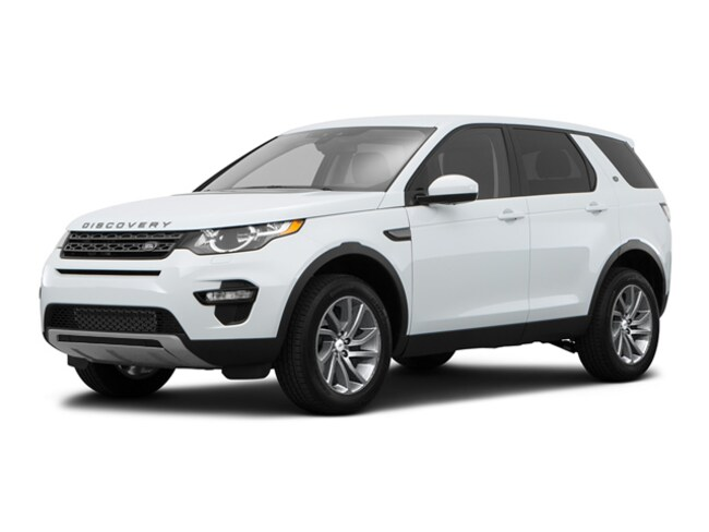 Pre-owned 2016 Land Rover Discovery Sport HSE SUV in Troy, MI