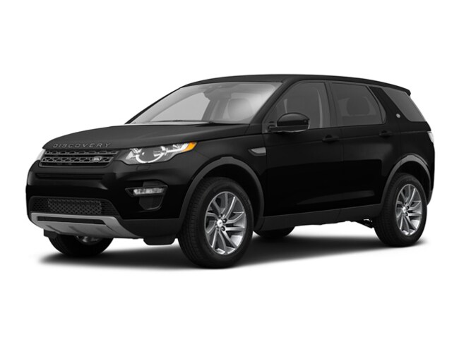Used 2016 Land Rover Discovery Sport For Sale Boston, Norwood MA