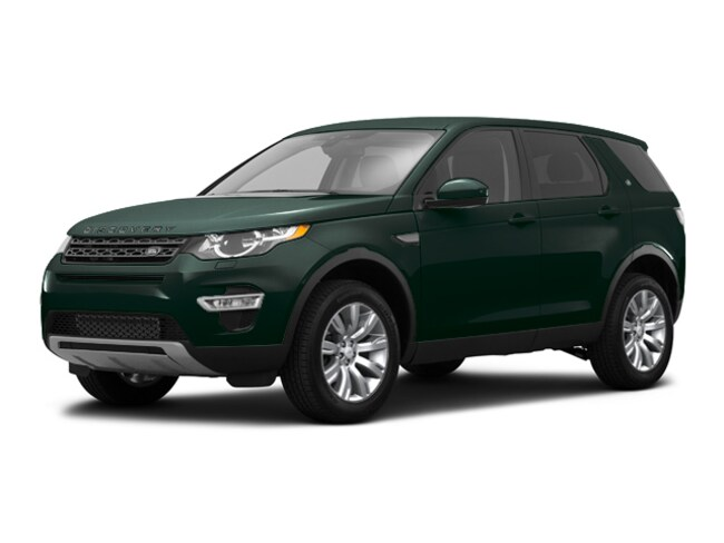 Used 2016 Land Rover Discovery Sport HSE Luxury SUV For Sale Near Boston Massachusetts
