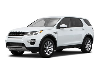 Used 2016 Land Rover Discovery Sport AWD  HSE LUX SUV in Knoxville, TN