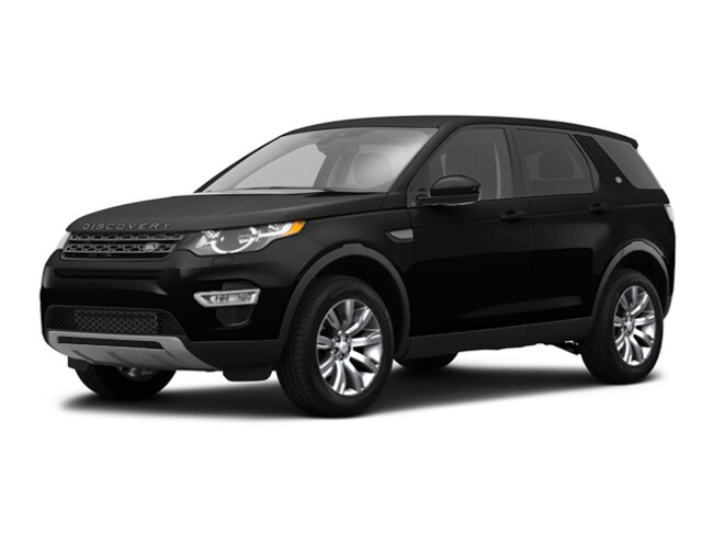 2016 Land Rover Discovery Sport HSE LUX AWD Sport SUV