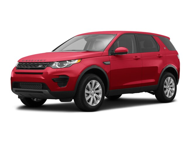 2016 Land Rover Discovery Sport SE SUV