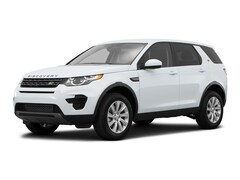 Used 2016 Land Rover Discovery Sport SE SUV Boston Massachusetts