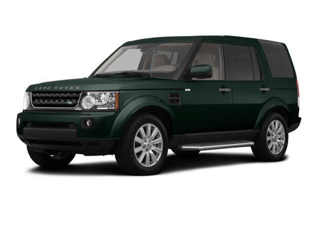 Used 2016 Land Rover LR4 Base SUV | Naperville IL | VIN ...