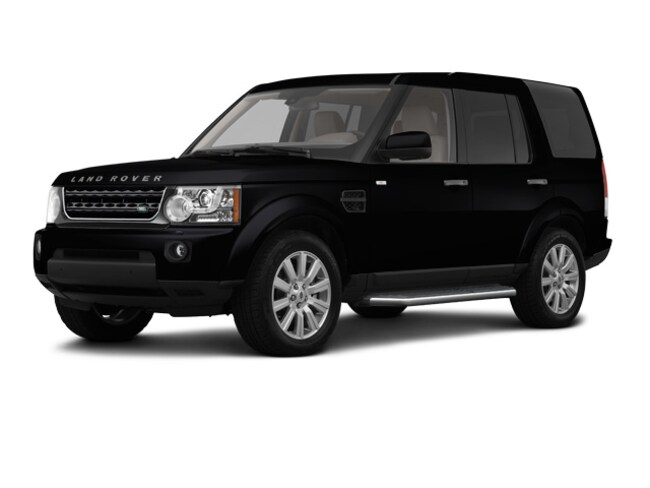 Certified Pre-Owned 2016 Land Rover LR4 HSE LUX SUV in Bedford, NH