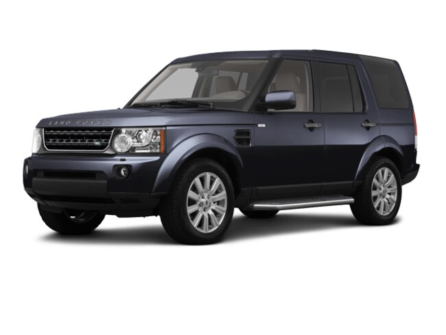 Used 2016 Land Rover LR4 HSE LUX SUV Dallas, TX