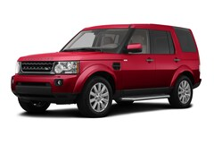 2016 Land Rover LR4 4WD 4dr HSE LUX *Ltd Avail* Sport Utility