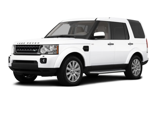 Certified Used 2016 Land Rover LR4 Base SUV For Sale Near Boston Massachusetts