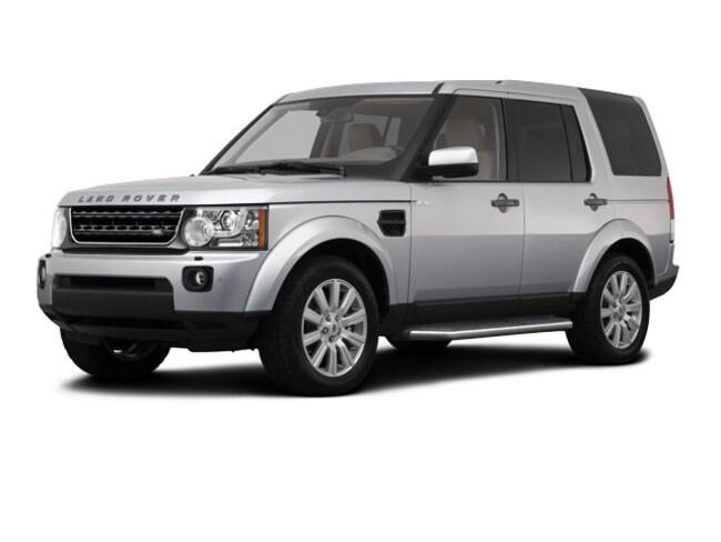 2016 Land Rover LR4 HSE SUV