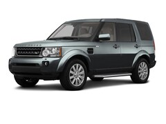 2016 Land Rover LR4 HSE Silver Edition Navigationpremium Sound SUV