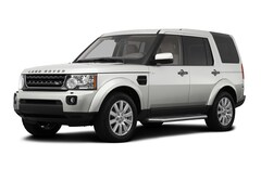 Used 2016 Land Rover LR4 Base SUV Boston Massachusetts