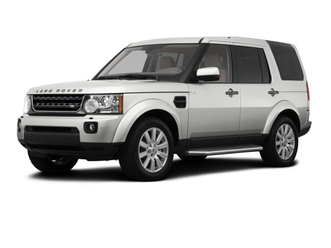 Used 2016 Land Rover LR4 Base SUV For Sale Near Boston Massachusetts