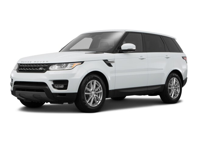 Certified Pre-Owned 2016 Land Rover Range Rover Sport 3.0L V6 Supercharged HSE SUV For Sale El Paso, TX