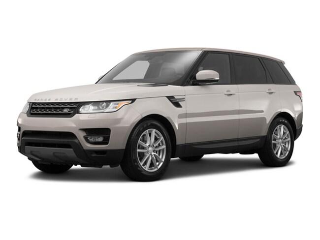 2016 Land Rover Range Rover Sport 4WD 4dr V6 HSE Sport Utility