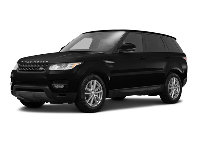 Used 2016 Land Rover Range Rover Sport 3.0L V6 Supercharged HSE SUV For Sale Near Boston Massachusetts