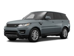 Used 2016 Land Rover Range Rover Sport 3.0L V6 Supercharged HSE SUV SUV for sale in Philadelphia
