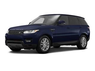 2016 Land Rover Range Rover Sport 3.0L V6 Supercharged SE SUV