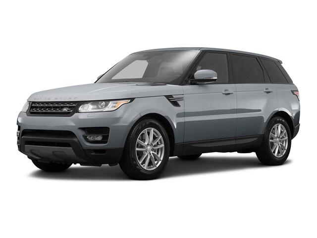 2016 Land Rover Range Rover Sport 3.0L V6 Turbocharged Diesel SUV