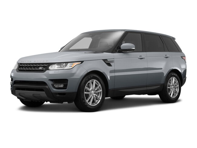 2016 Land Rover Range Rover Sport V6 Diesel HSE 4WD  V6 Diesel HSE
