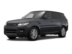 2016 Land Rover Range Rover Sport 5.0L V8 Supercharged SUV For Sale in Canton, CT