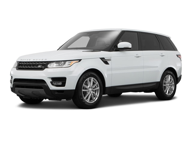 2016 Land Rover Range Rover Sport 5.0 Supercharged SUV
