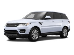 2016 Land Rover Range Rover Sport V8 Supercharged Dynamic Limited Edition SUV