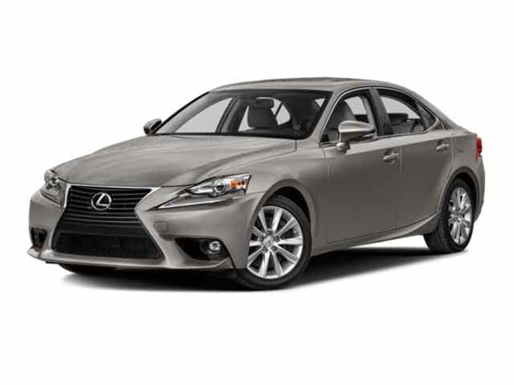 2016 Pre-Owned LEXUS IS 200t Sedan F Sport For Sale at Park Place  Dealerships | G10687