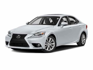 2016 LEXUS IS 200t Sedan For Sale in Riverside, CA