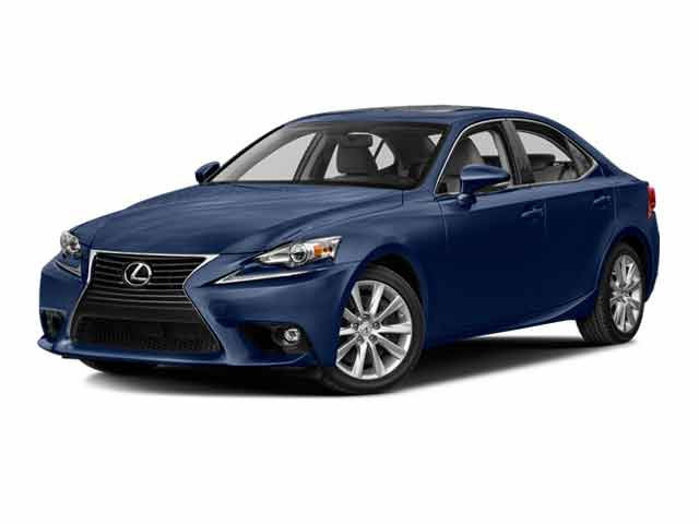 2016 LEXUS IS Sedan