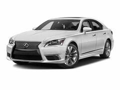 2016 LEXUS LS Sedan