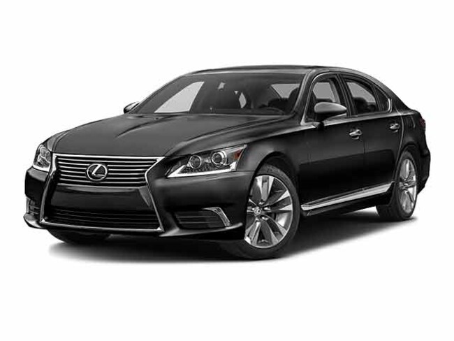 2016 LEXUS LS 460 4dr Sdn AWD Sedan