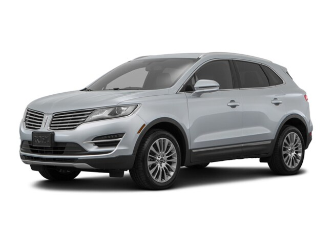 Certified 2016 Lincoln MKC Reserve SUV For Sale in Henderson, NV