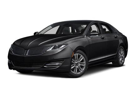 2016 Lincoln MKZ Hybrid Car