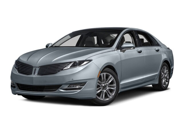 Certified Pre-Owned 2016 Lincoln MKZ Base Sedan in Boone, IA