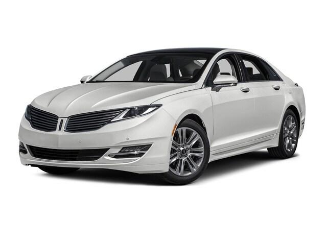 2016 Lincoln MKZ Base Sedan