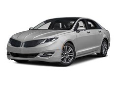 Used 2016 Lincoln MKZ AWD V6 Reserve with Navigation and Moon Roof Sedan