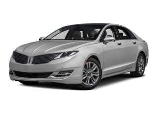 Used 2016 Lincoln MKZ Car