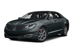Certified Pre-Owned 2016 Lincoln MKZ Sedan in Silver Spring