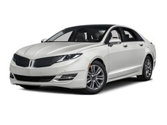 Pre-Owned 2016 Lincoln MKZ Base Sedan AP5652 in Fairfield, CA
