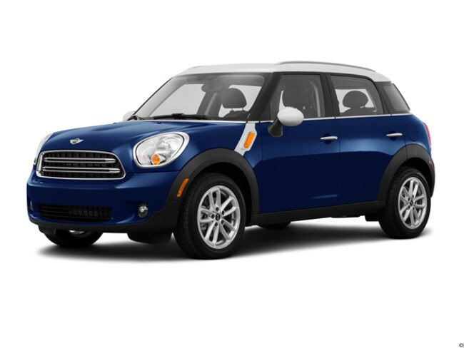 Used 2016 Mini Countryman For Sale At Mini Of Chicago Vin