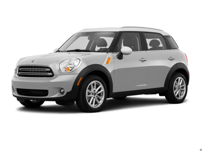2016 MINI Countryman SUV
