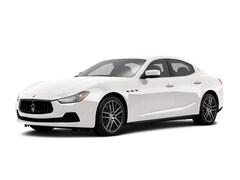 Used 2016 Maserati Ghibli Base Sedan Miami