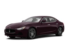 Pre-Owned 2016 Maserati Ghibli Base Sedan for sale in Atlanta