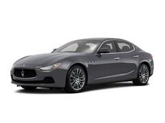 2016 Maserati Ghibli S Sedan