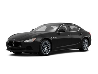 Pre-Owned 2016 Maserati Ghibli S Q4 Sedan near Boston