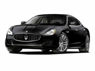 Used 2016 Maserati Quattroporte S Sedan ZAM56RPA6G1186036 for Sale at Helfman Alfa Romeo of Sugar Land