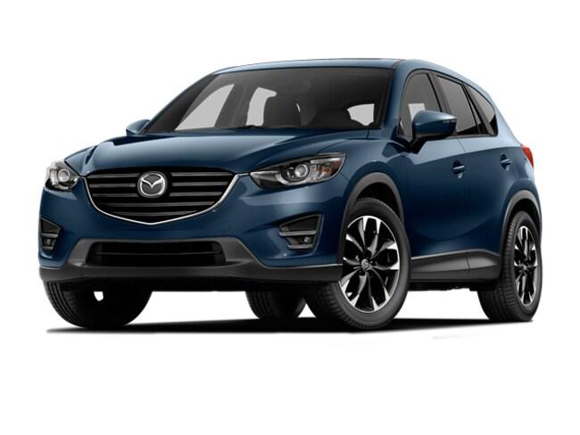 Certified Pre-Owned 2016 Mazda CX-5 Grand Touring SUV for sale in Cincinnati OH