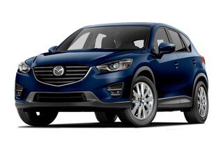Certified pre-owned Mazda cars 2016 Mazda CX-5 Touring SUV for sale near you in Canton, OH