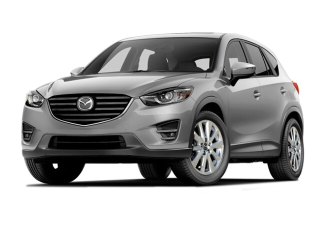 Used 2016 Mazda Mazda CX-5 Touring black interior 25l i-4 cyl 37576 miles