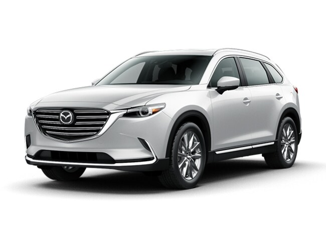 Used 2016 Mazda CX-9 Signature SUV for sale in Bowling Green, OH